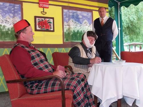 Slavnostní zahájení lázeňské sezony a žehnání pramenů 2013