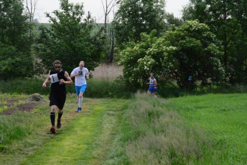 9. ročník závodu přespolního běhu ve Skalce