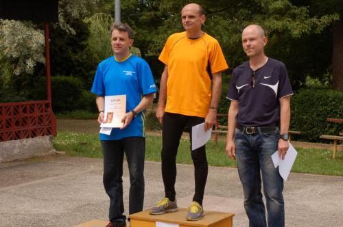 8. ročník závodu přespolního běhu ve Skalce