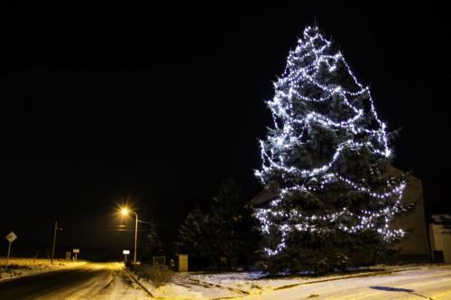 Rozsvícení vánočního stromečku 2014